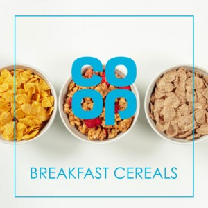 BREAKFAST CEREALS RISE & SHINE