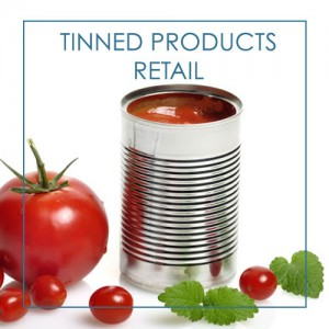 Tinned Products Retail