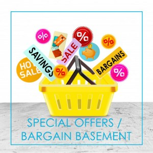 Special Offers / Bargain Basement
